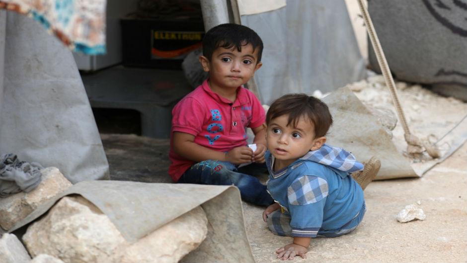Verden ifølge Gram: Blodbad på vej i Idlib