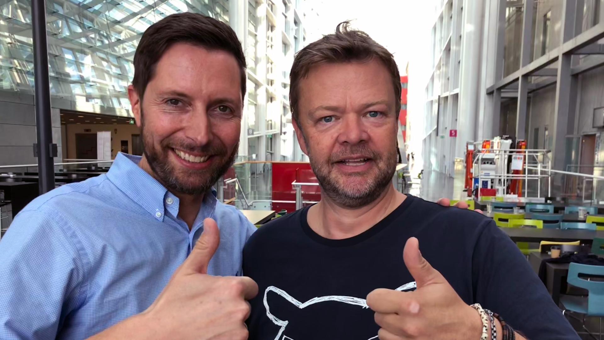 Badabing: Gæst Kåre Quist