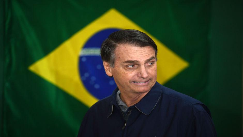 Verden ifølge Gram: Brasilien svinger til højre