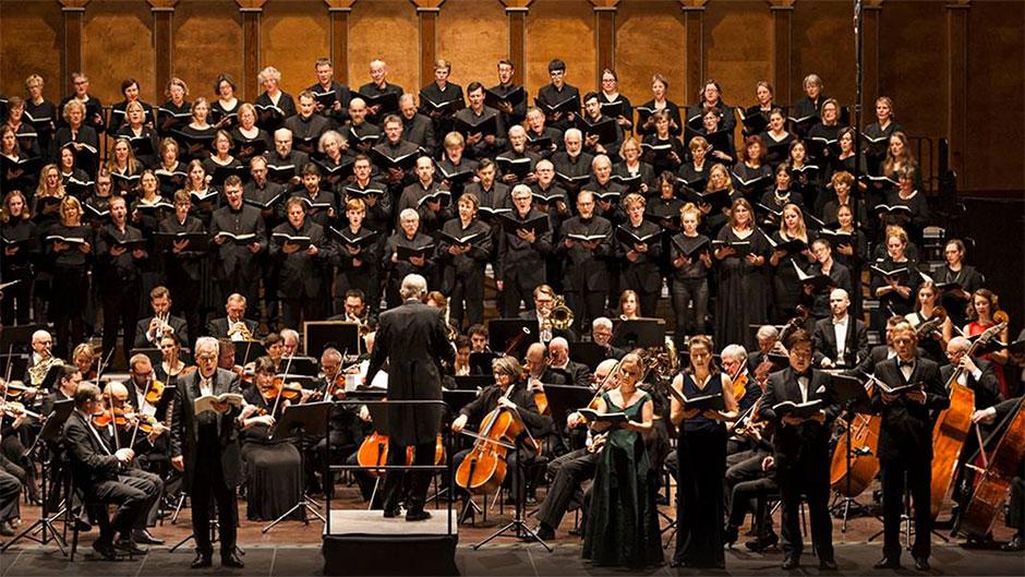 P2 Koncerten: For kor og orkester