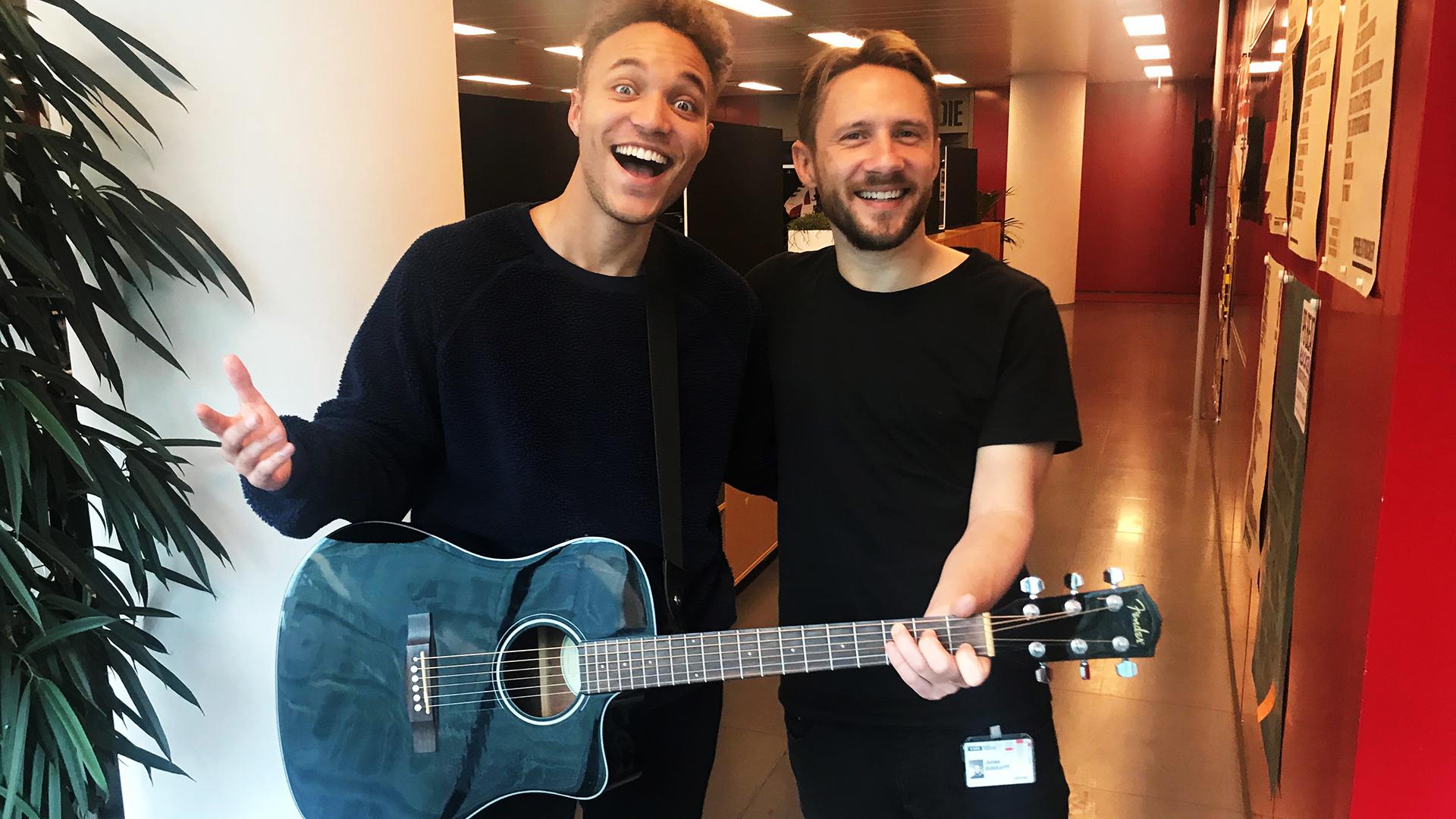 Sangskriver - Alexander Oscar