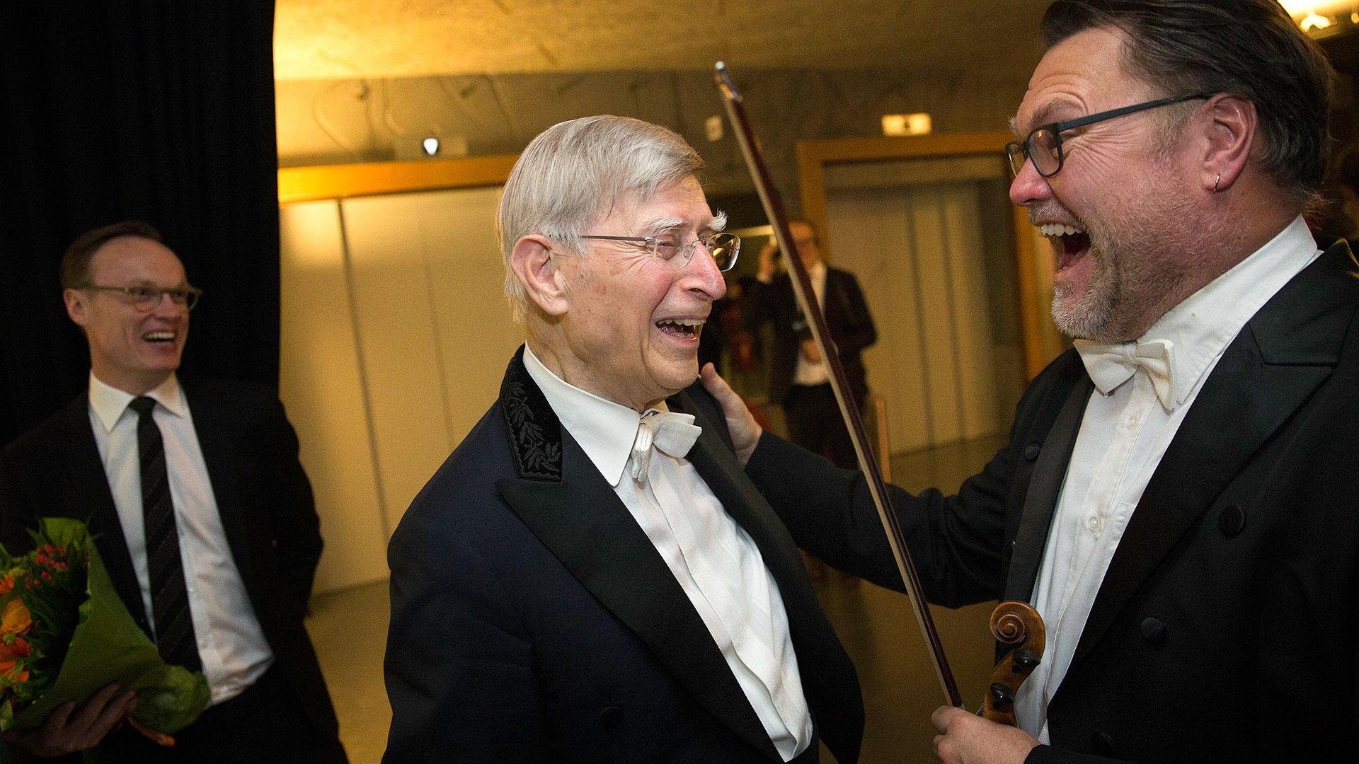 P2 Koncerten: Torsdagskoncerten med Blomstedt og Brahms