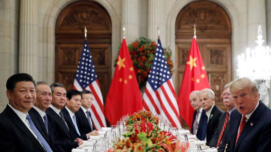Verden ifølge Gram: Presset på Kina fortsætter