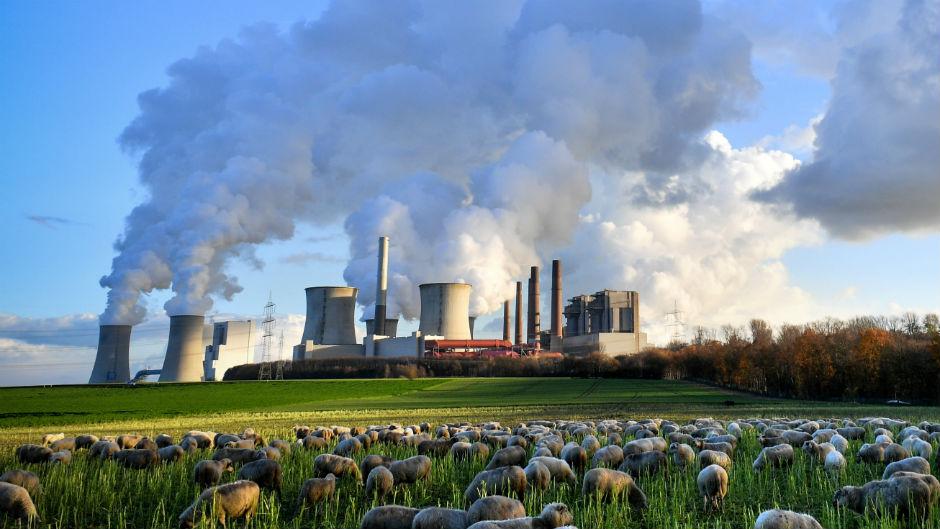 Verden ifølge Gram: Klimakatastrofen lurer