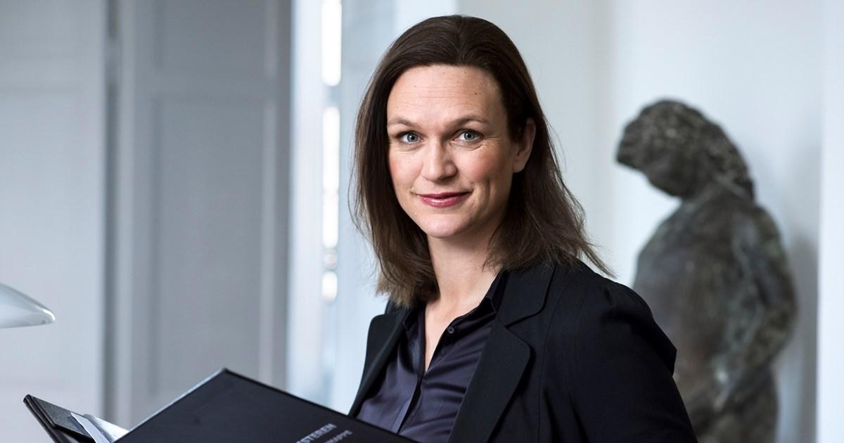 Ring til regeringen: Undervisningsminister Merete Riisager