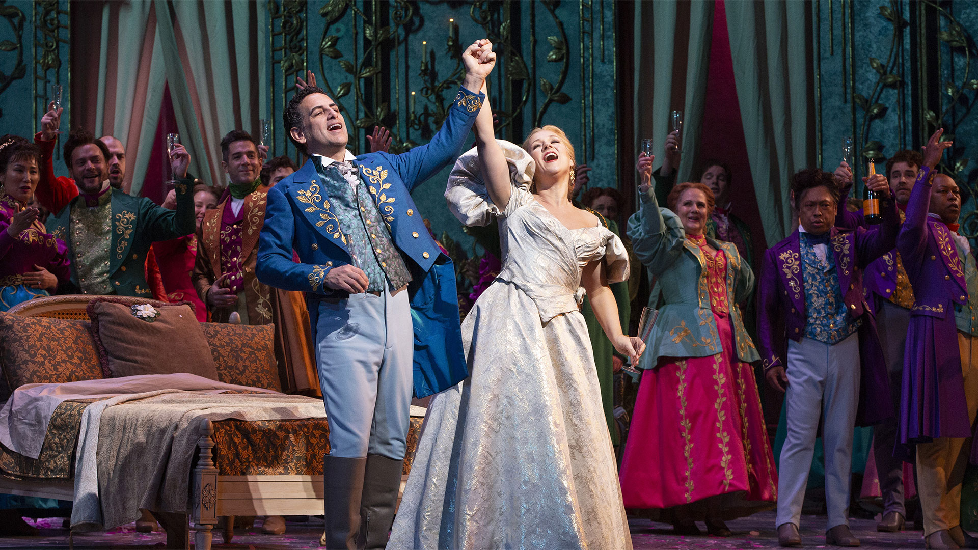 P2 Operaaften: La Traviata fra the MET