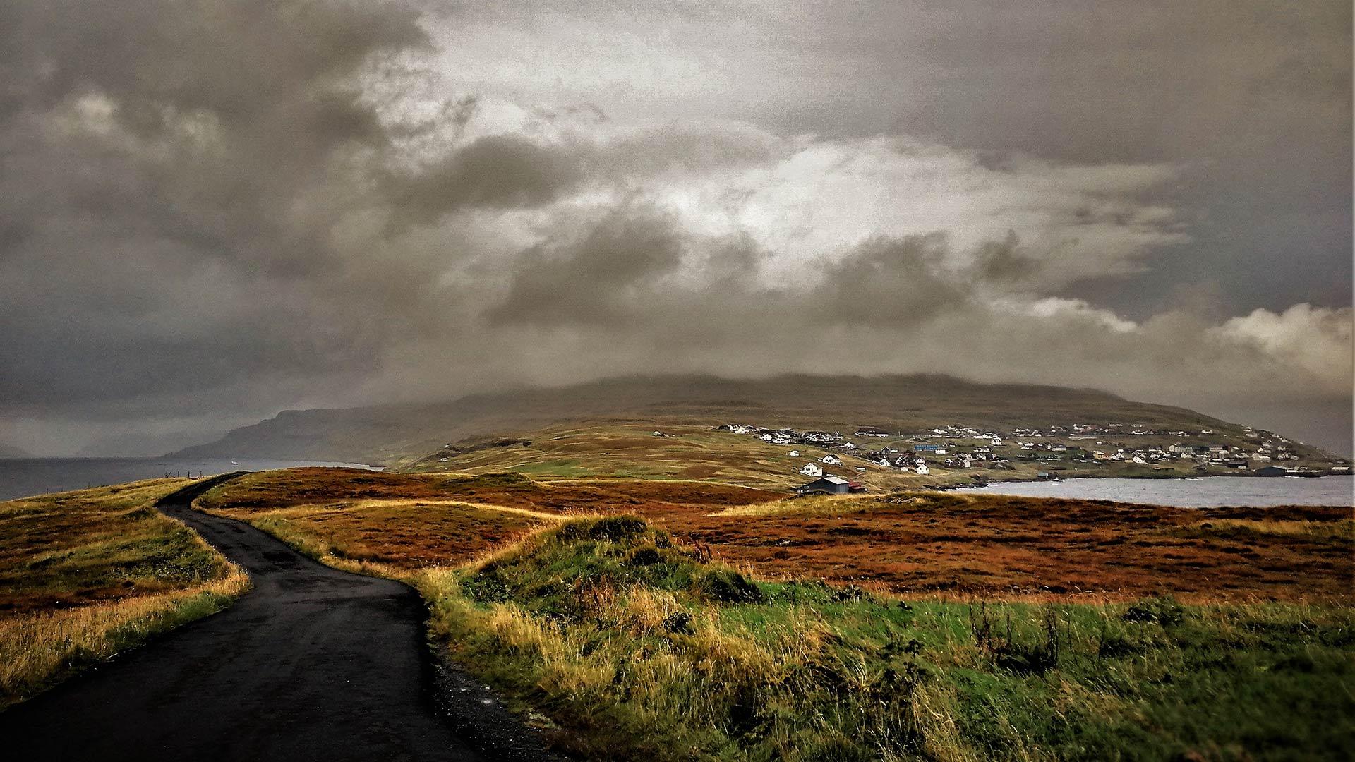 Min morfar, Færøerne og folkesjælen 1:3