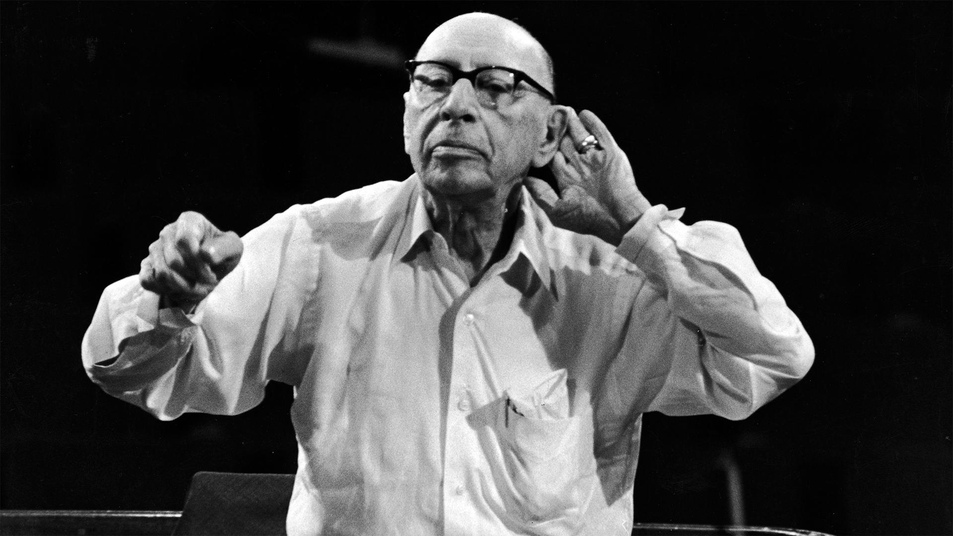 P2 Guldkoncerten: Stravinskij med DR SymfoniOrkestret