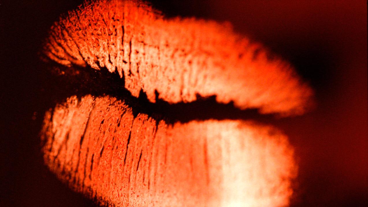 Tværs - det første kys