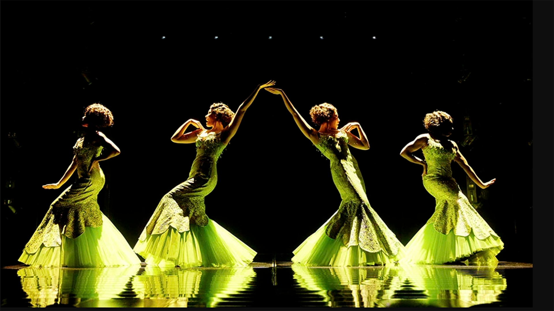The Sound of Musical: Dreamgirls