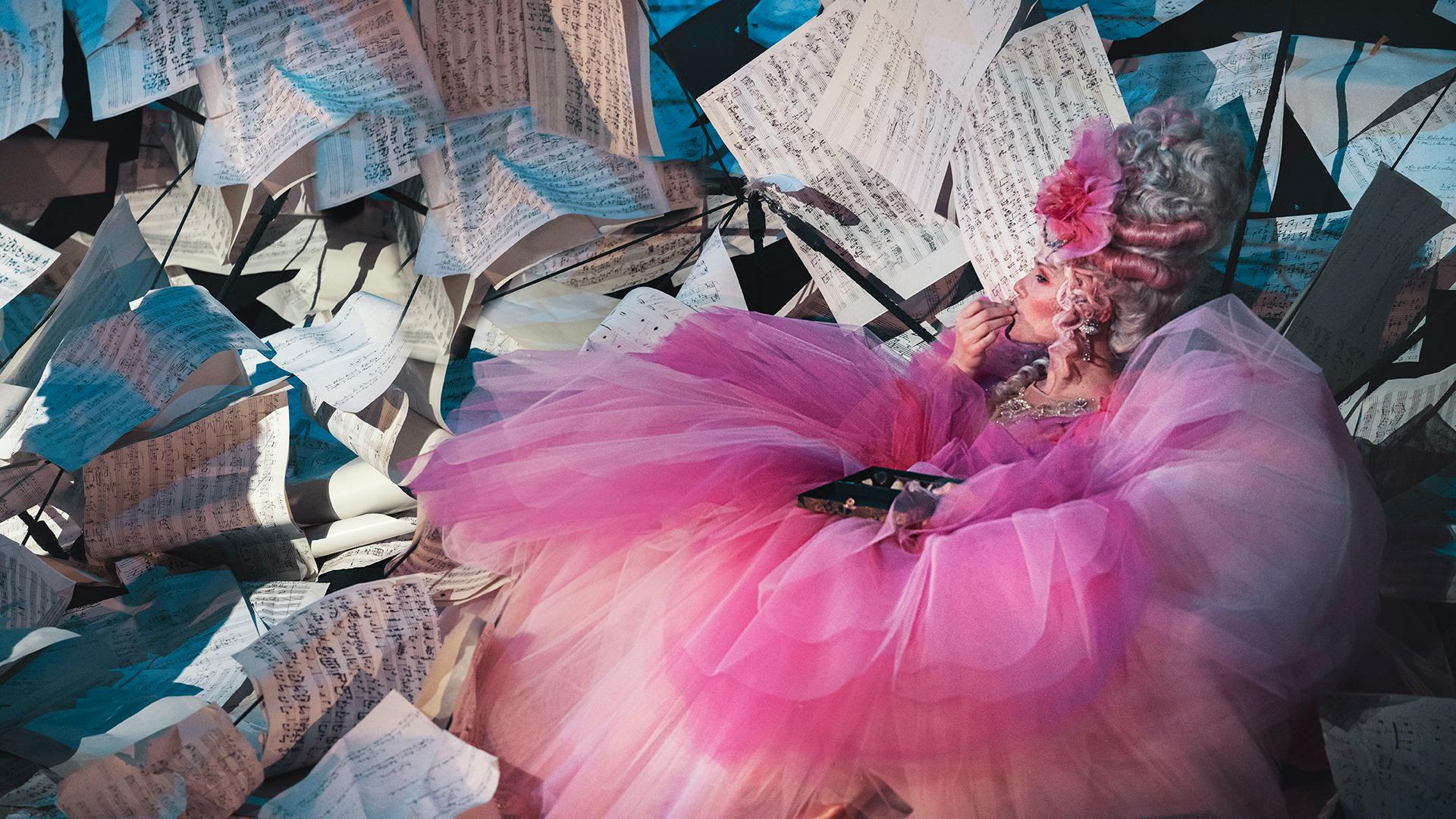 P2 Puls: Musikken taler med i ny teaterforestilling