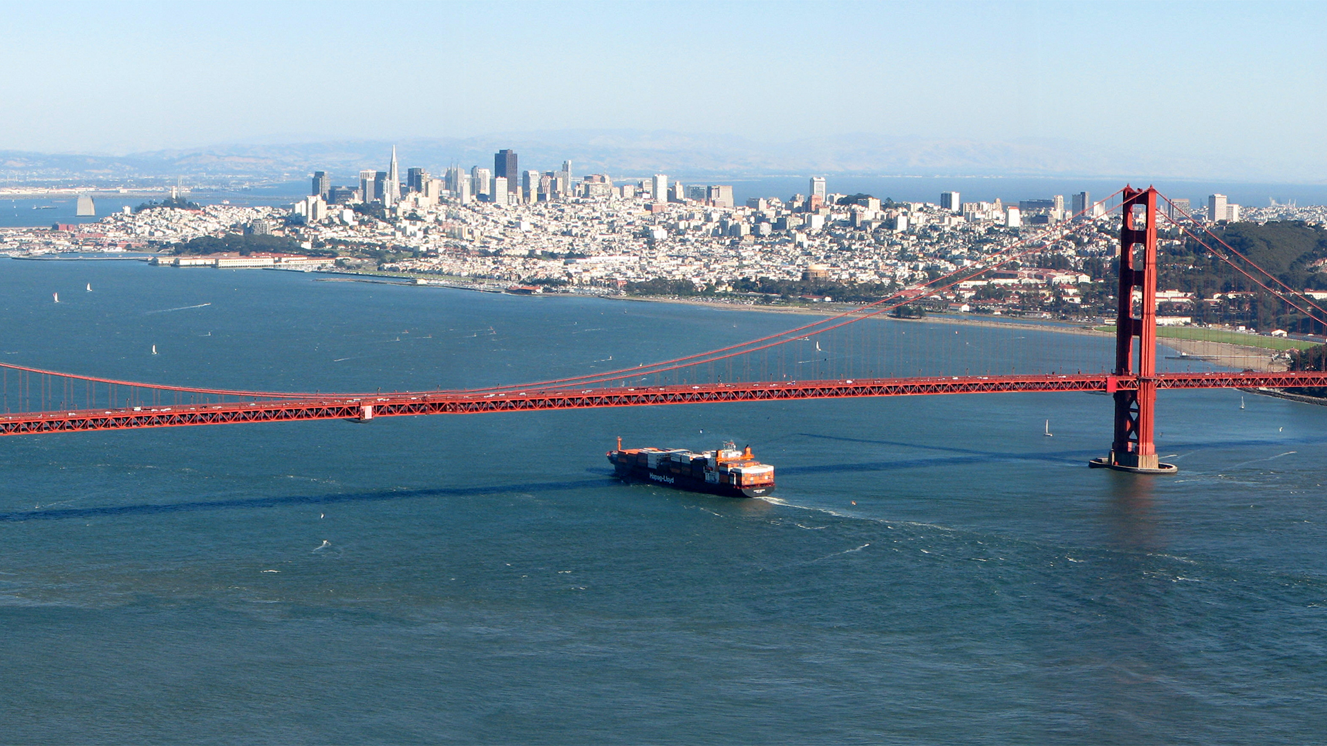 P2 Koncerten: San Francisco Symfonikerne