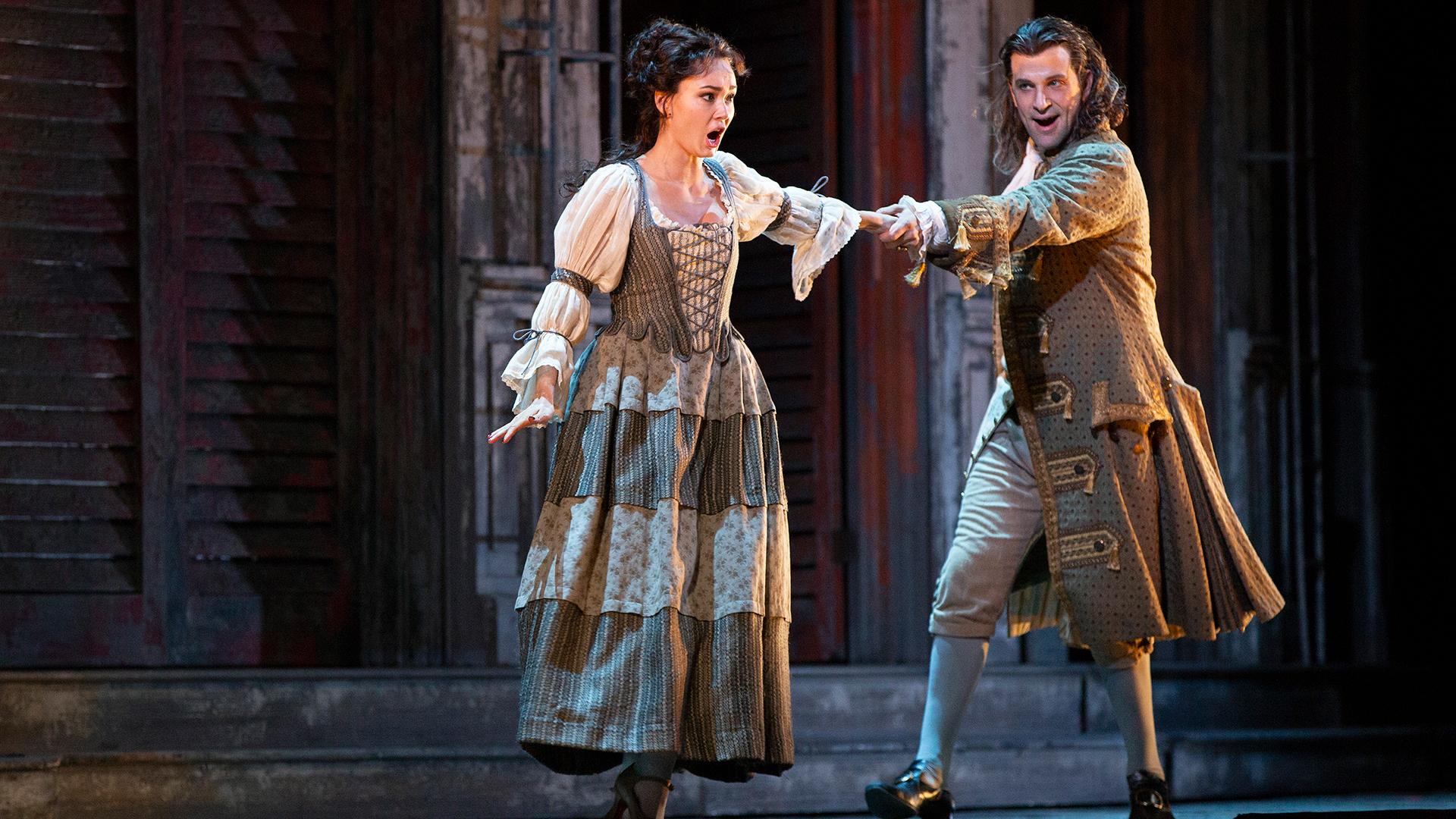 P2 Operaaften: Don Giovanni fra The MET