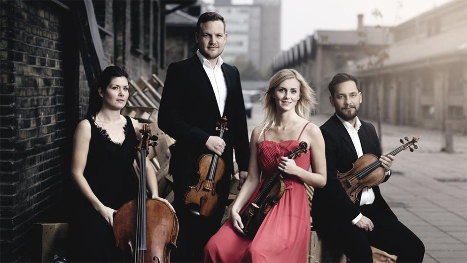 P2 Koncerten: Nordic String Quartet