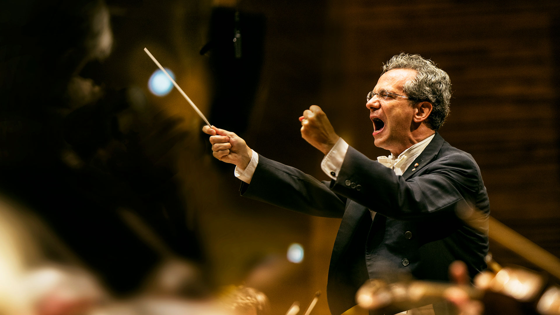 P2 Koncerten: Luisi & Bruckner