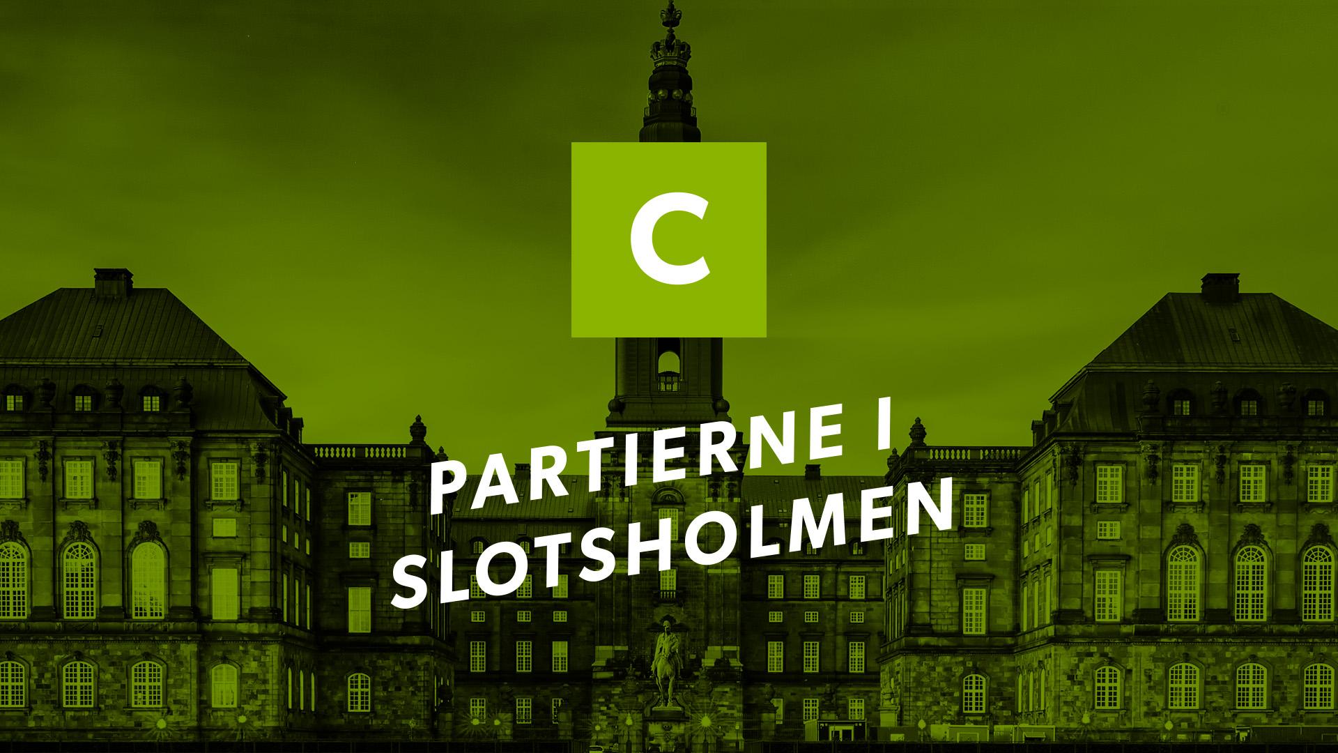 Partierne i Slotsholmen: Det Konservative Folkeparti