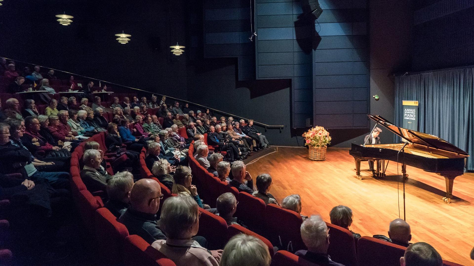 P2 Koncerten: Aarhus Internationale klaverkonkurrence