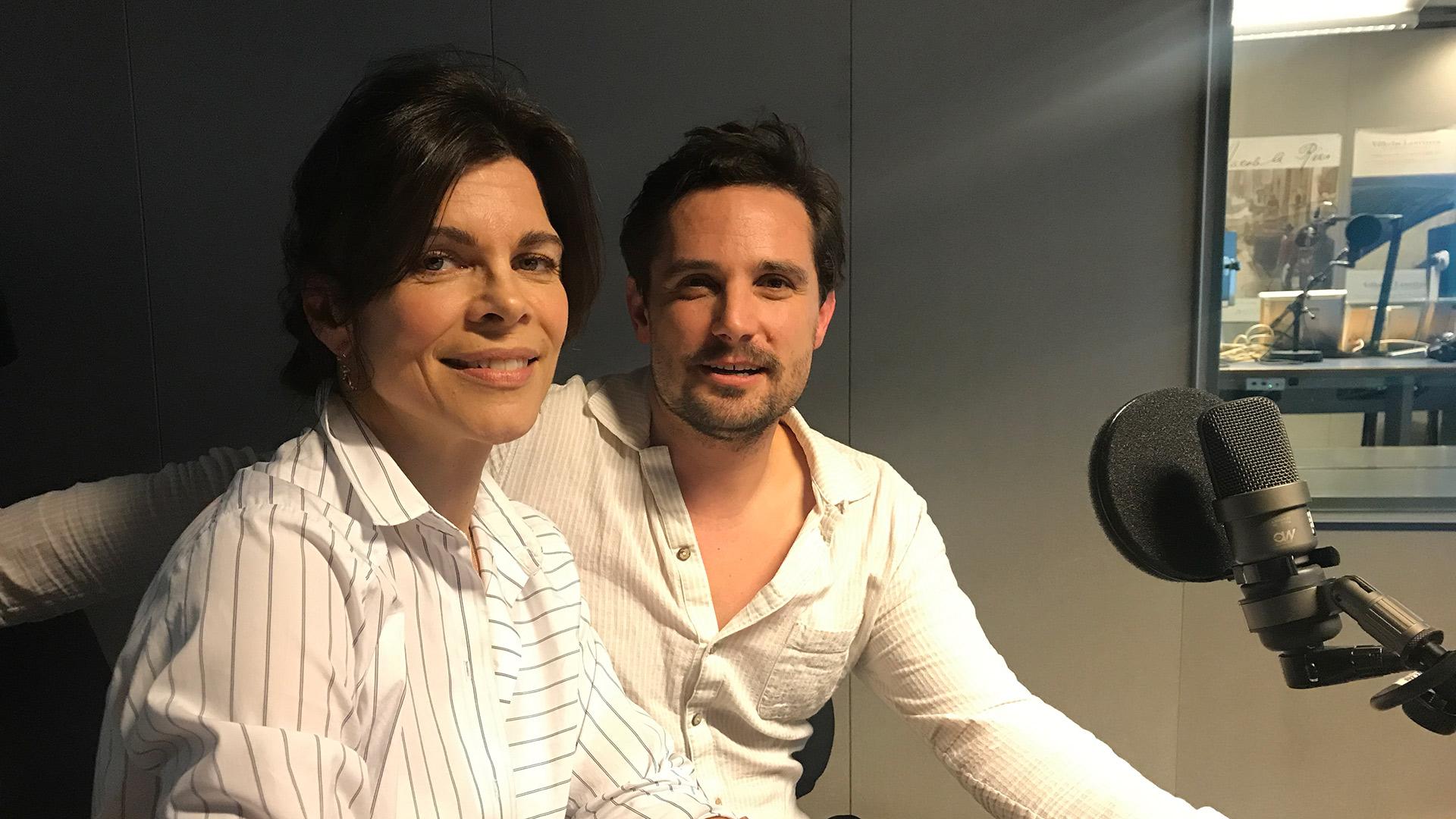 Ping Pong - med Ellen Hillingsø og Christian Tafdrup