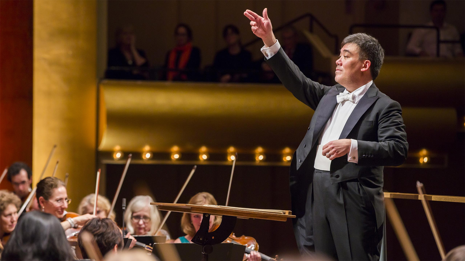 P2 Koncerten: Carl Nielsen og Alan Gilbert i Zürich
