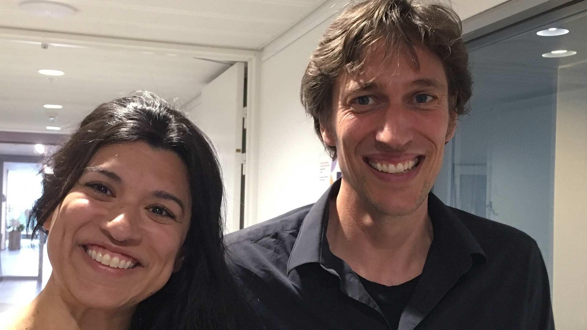 Ping Pong - med Christian Lollike og Lina Hashim