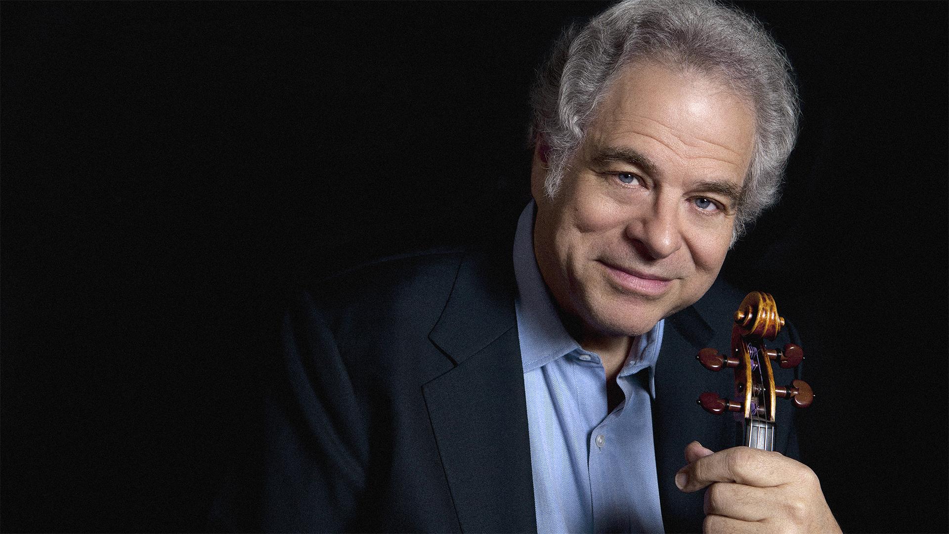 P2 Guldkoncerten: Itzhak Perlman i Sovjetunionen
