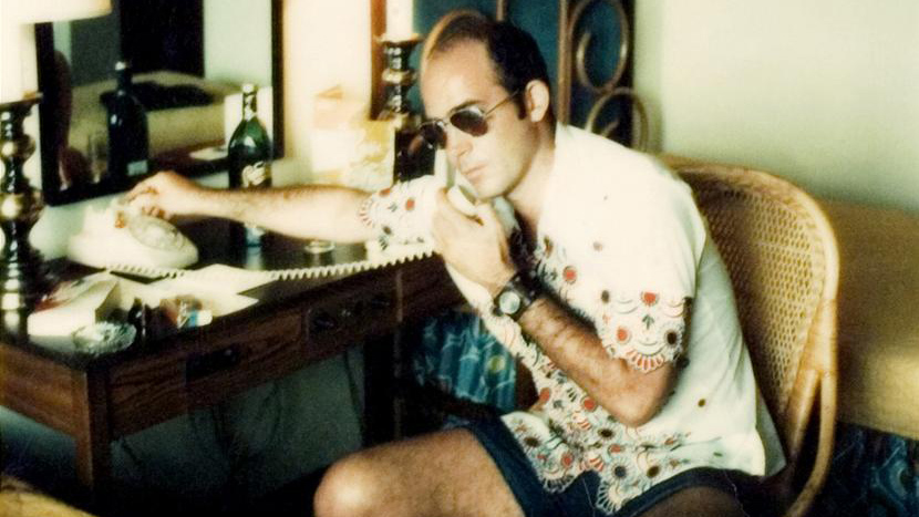 Se Dokumania: Gonzo - historien om Hunter S. Thompson