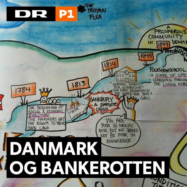 Danmark og bankerotten