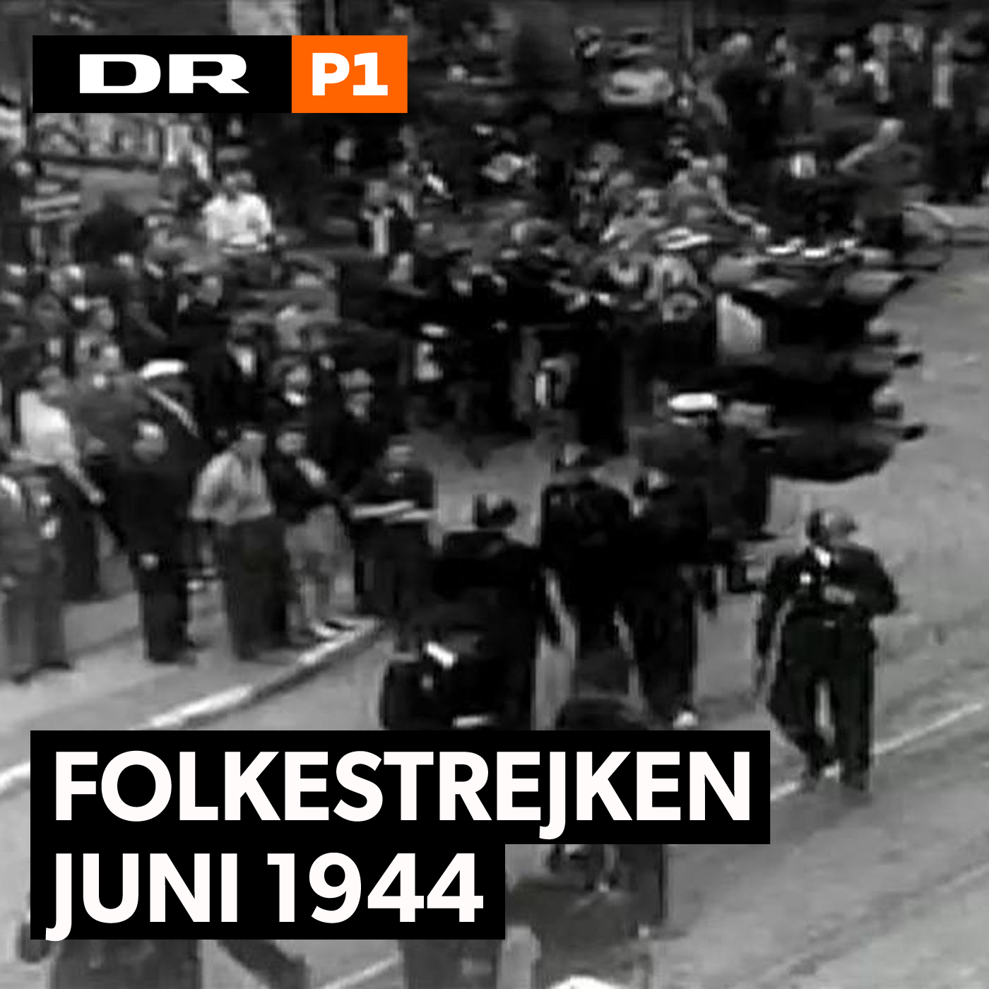 Folkestrejken juni 1944