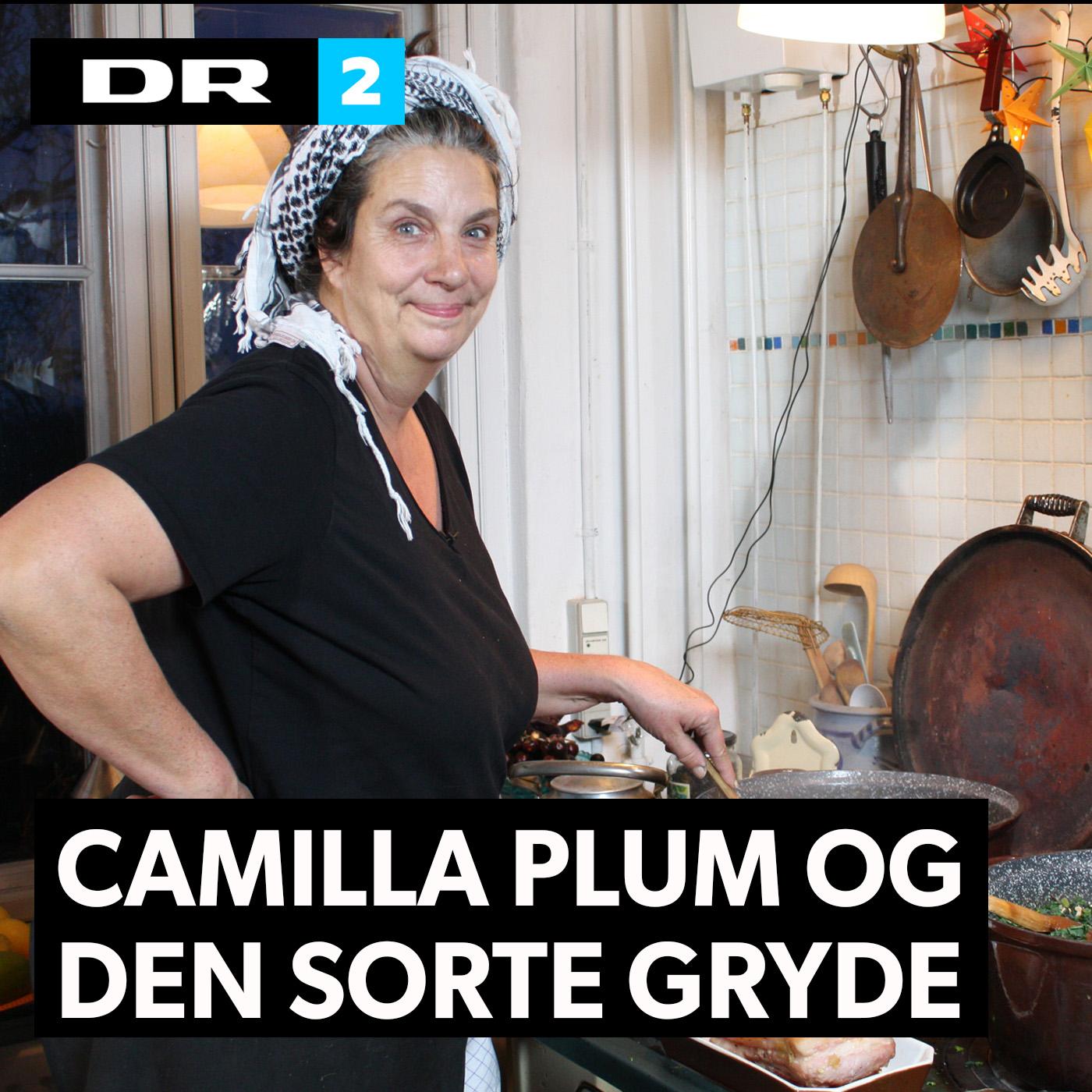 Camilla Plum og den sorte gryde
