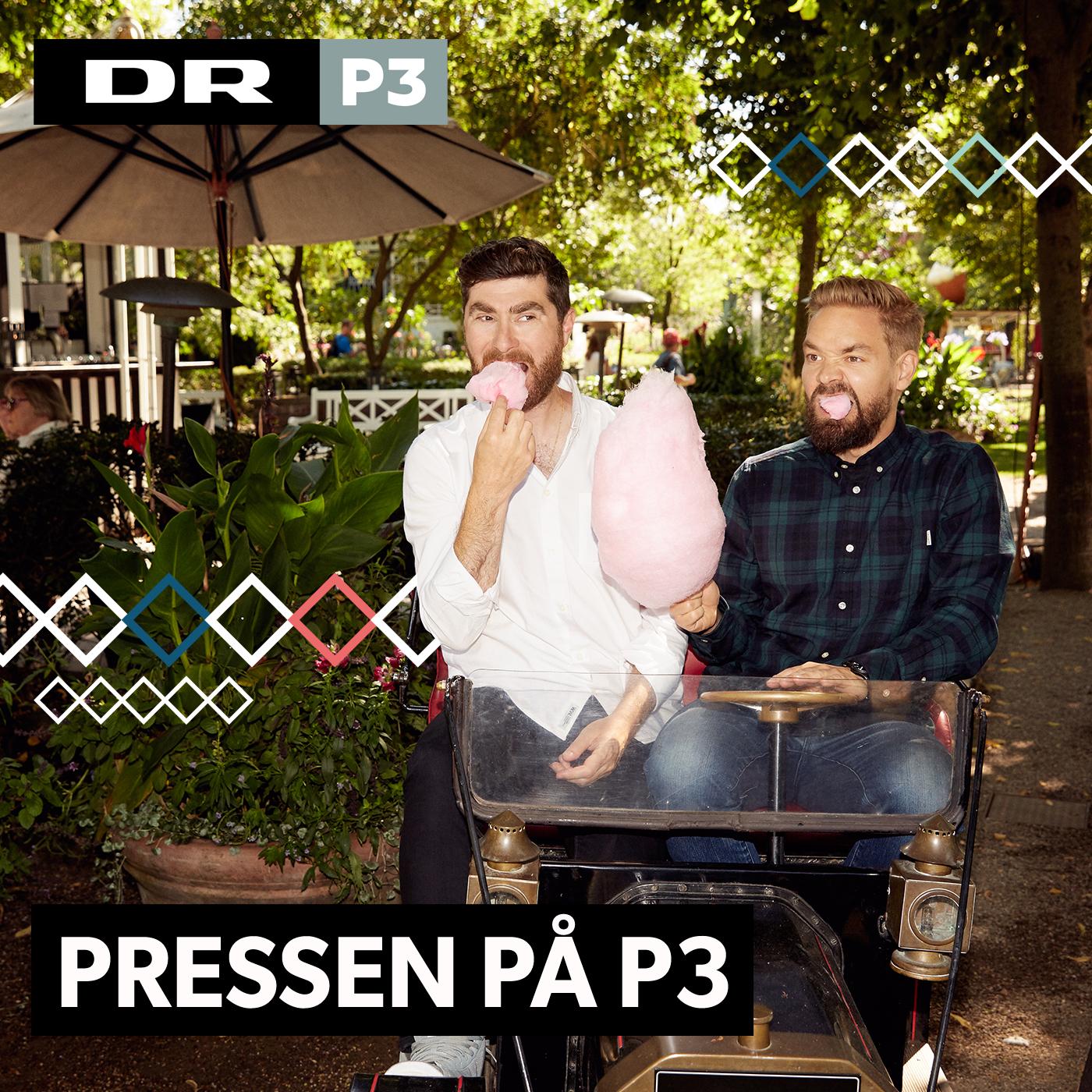 Pressen på P3
