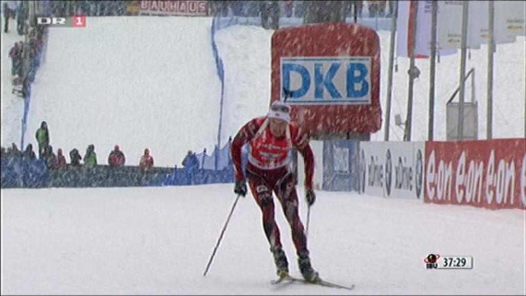 Skiskydning: World Cup Antholz-Anterselva, direkte