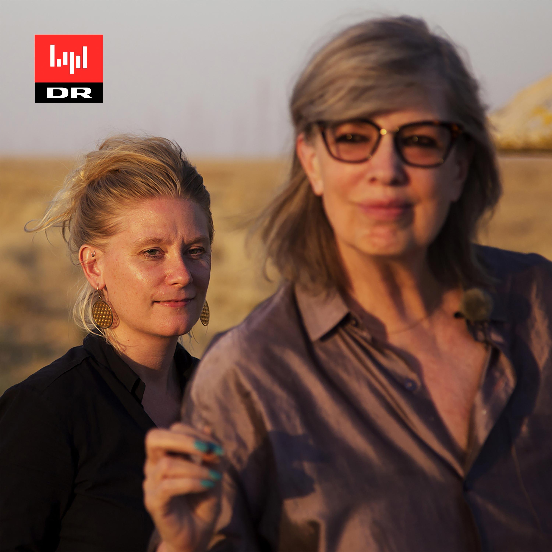 Puk og Suzanne i Syrien