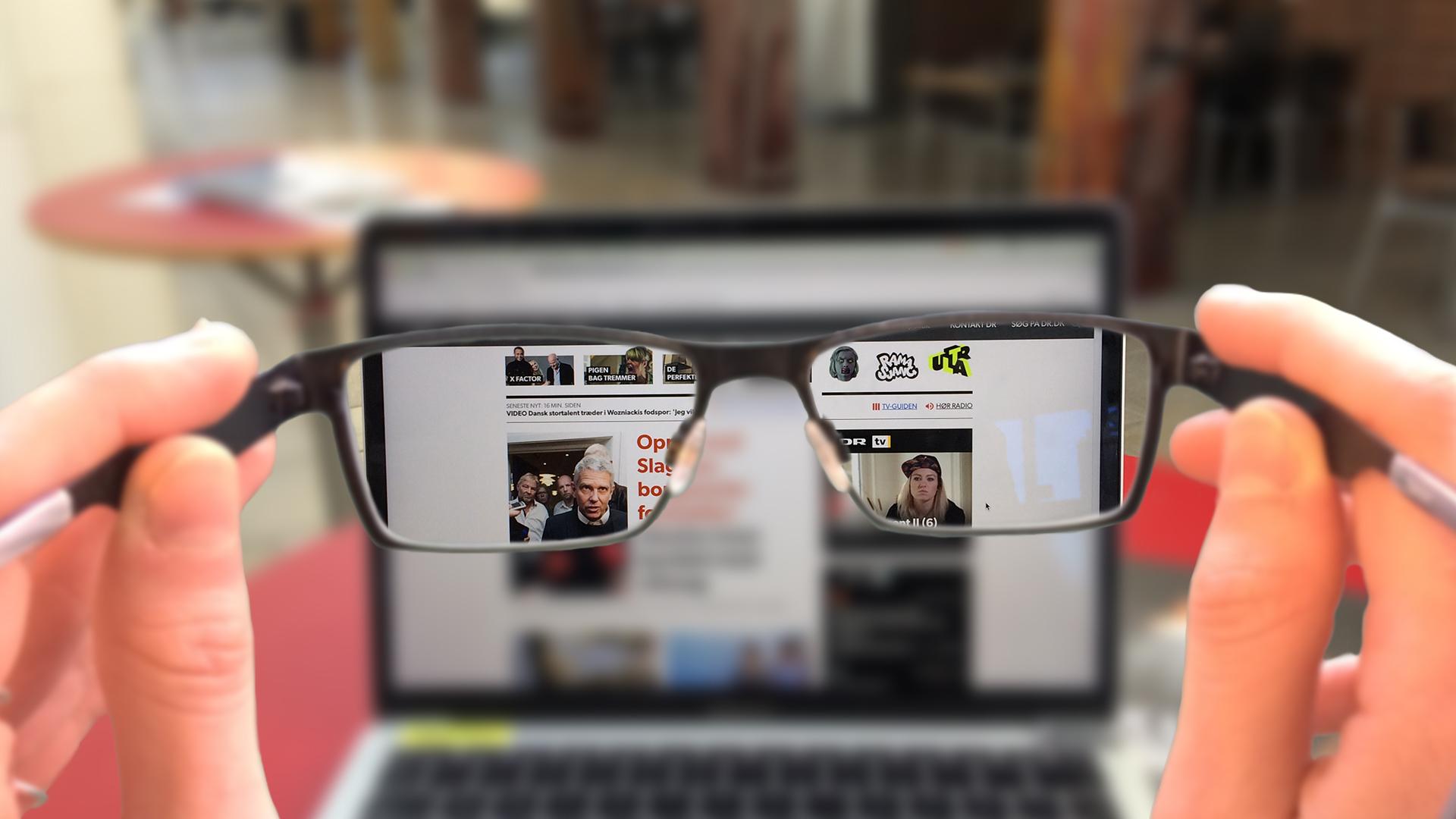 3c490bf42bd6 Tusindvis af danskere har problemer med synet. Her kan du opleve