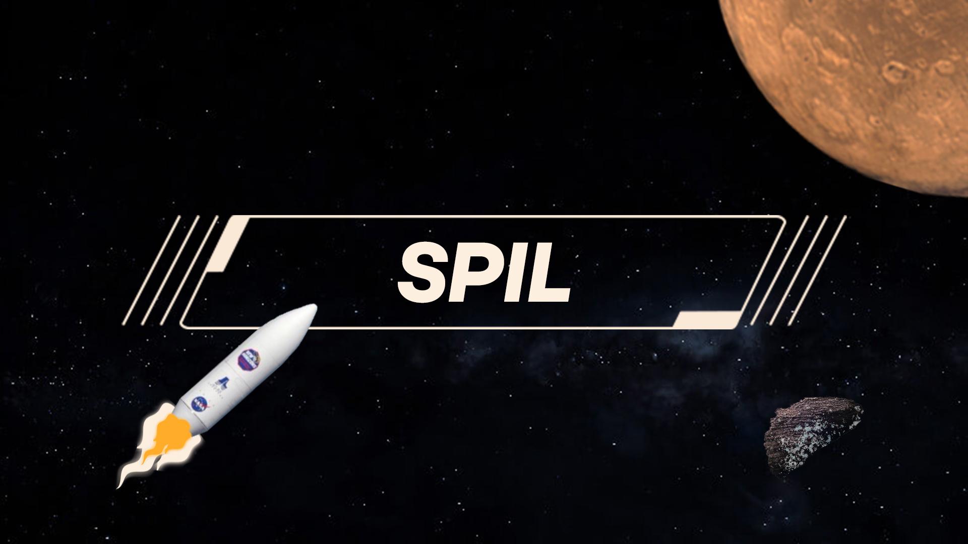 SPIL Kan du klare Mars-missionen?