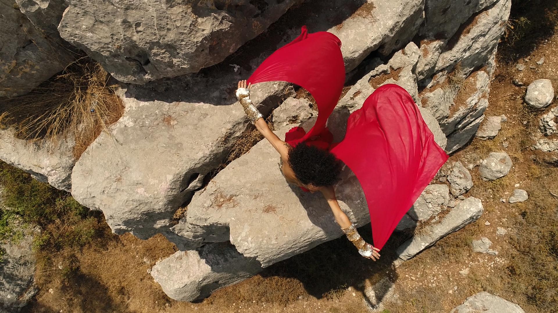 Manden i den røde kjole