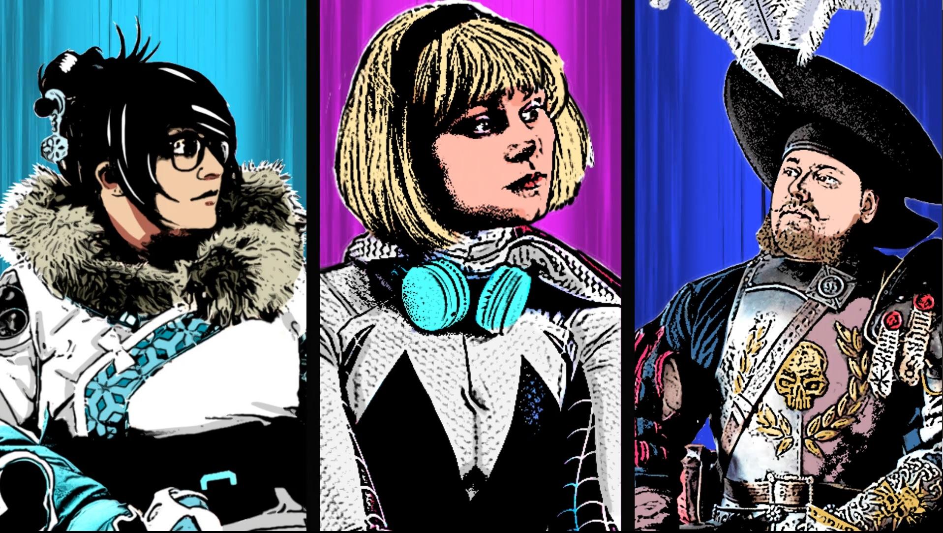 Cosplay: De klæder sig på til livet – i superheltetøj)
