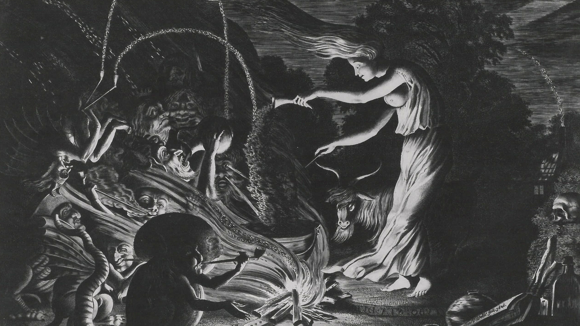 danske hekse