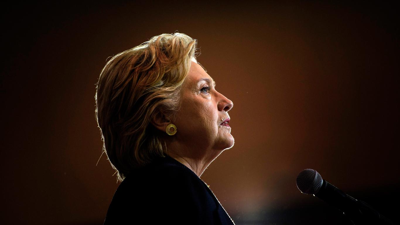 Kandidaten amerikanerne elsker at hade