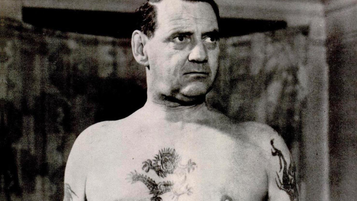 frederik 9 tatoveringer