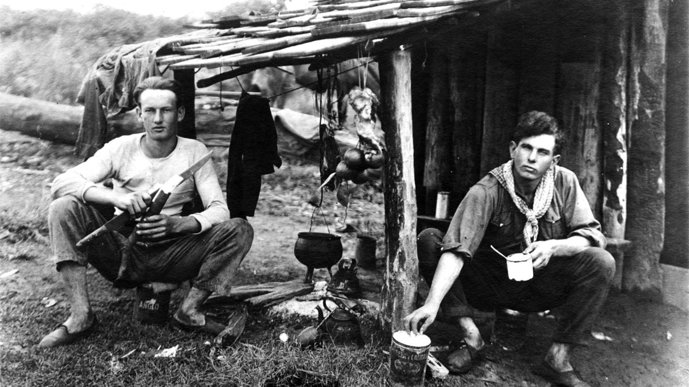 TIDSLINJE 5 gange vi danskere var indvandrere