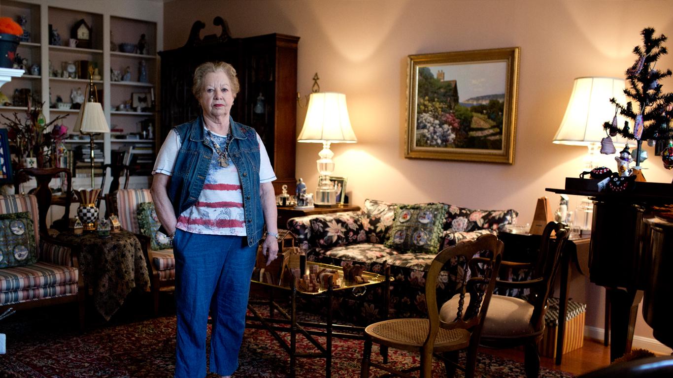 Når svigermor stemmer på Trump