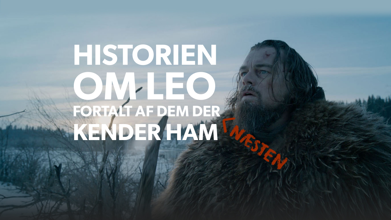 Historien om Leo fortalt af dem der næsten kender ham