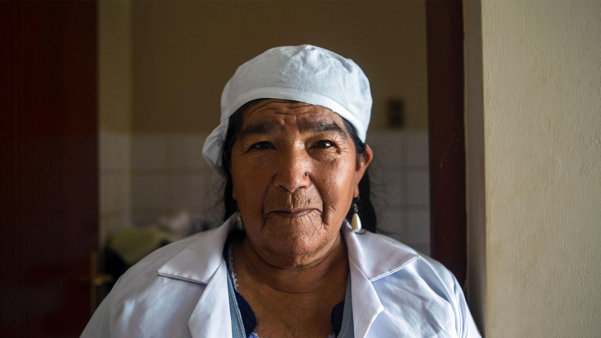I Bolivia er læger alternativ behandling)