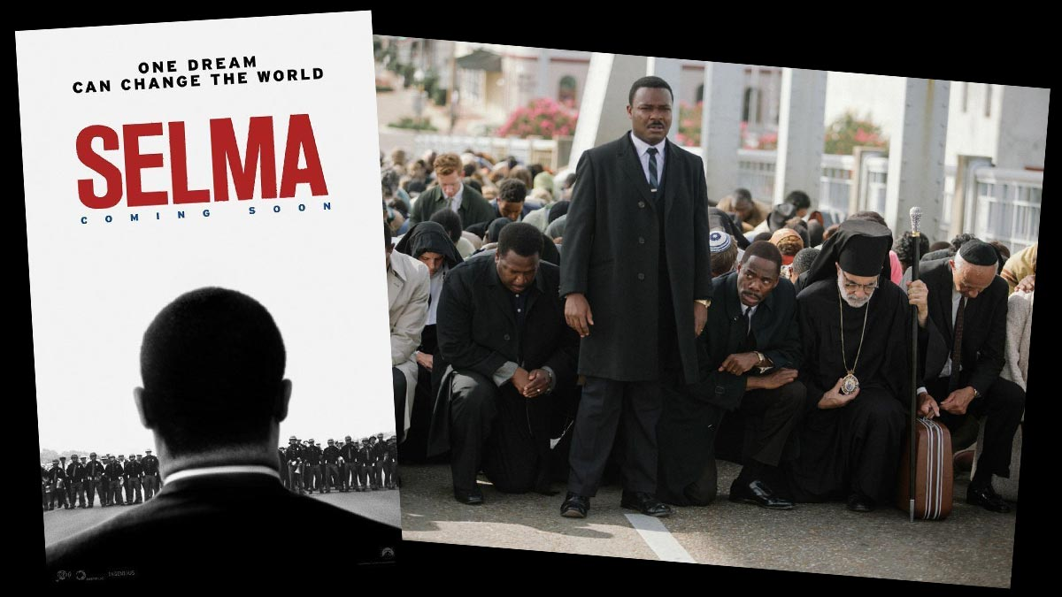 Dramaet om Marthin Luther Kings march fra Selma til Alabama i 1965 er nomineret til to Oscars i år. Filmen var på listen tilbage i 2007.