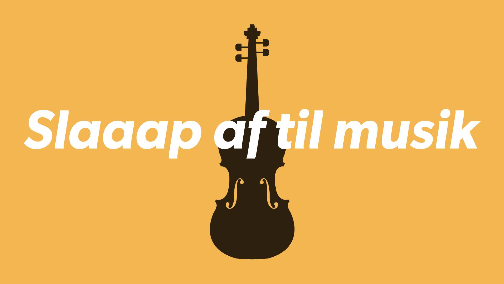 Slap af til musik)