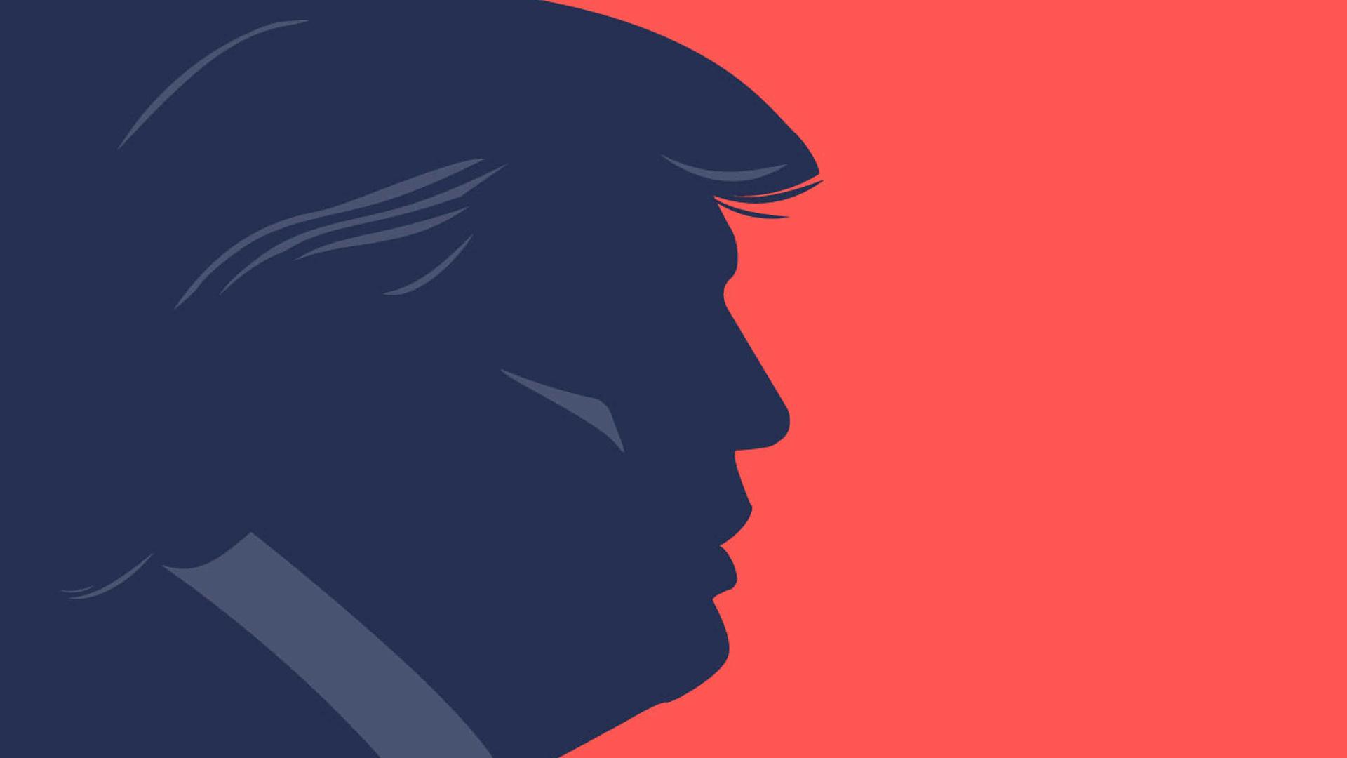 1 år med Trump