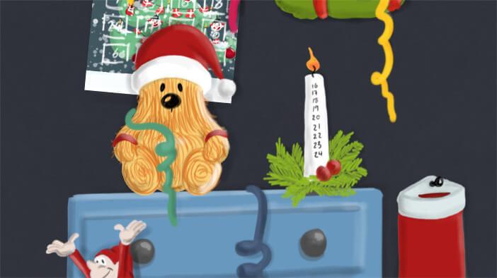 DR Ligetils adventsspil: 3. søndag i advent
