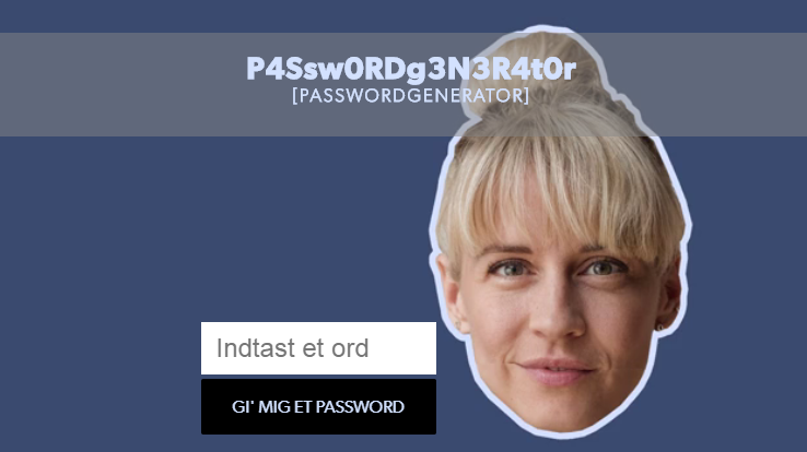 Dit password stinker!