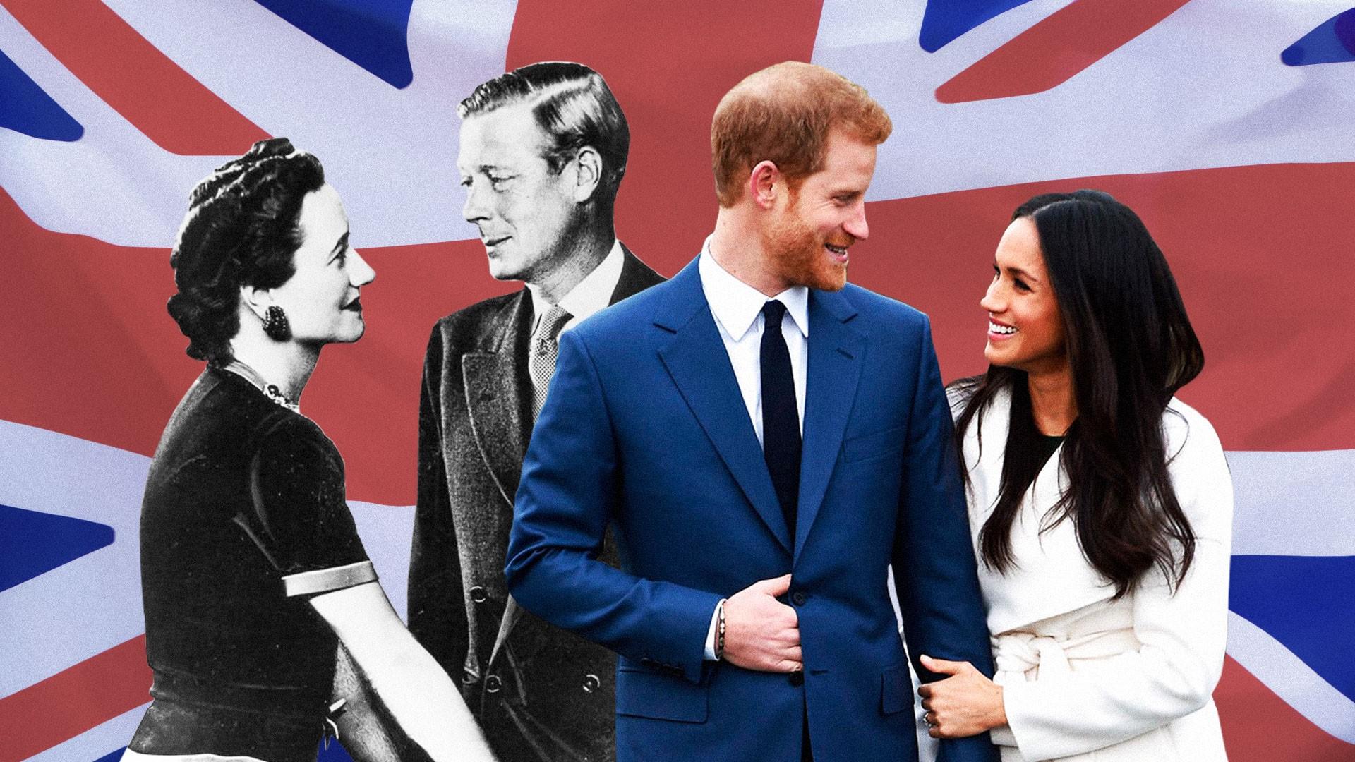 Royalt bryllup: Fortiden gentager sig, men bedre