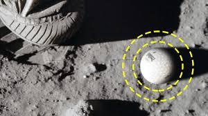 Universets længste golfslag? Astronaut spillede golf på Månen i 1971